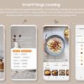 サムスンがIoTアプリに買い物機能を備えた「SmartThings Cooking」を追加、シームレスな料理を追求